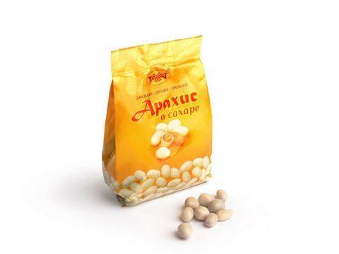 """Драже """"Рахат"""" арахис в сахаре 150г"""