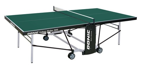 Теннисный стол Donic Indoor Roller 900 (зеленый)
