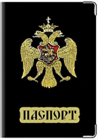 """Обложка для паспорта """"Иван Грозный"""""""