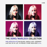 Doro, Warlock / The Doro/Warlock Collection (3CD)