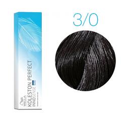 Wella Professionals Koleston Perfect Innosense 3/0 (Темный коричневый) - Стойкая крем-краска для волос