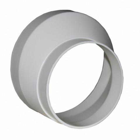 Соединитель-редуктор эксцентриковый 100х110 мм пластиковый