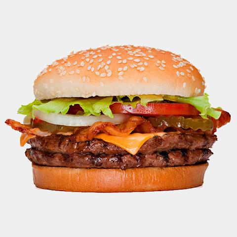 Бургер - мясной беспредел