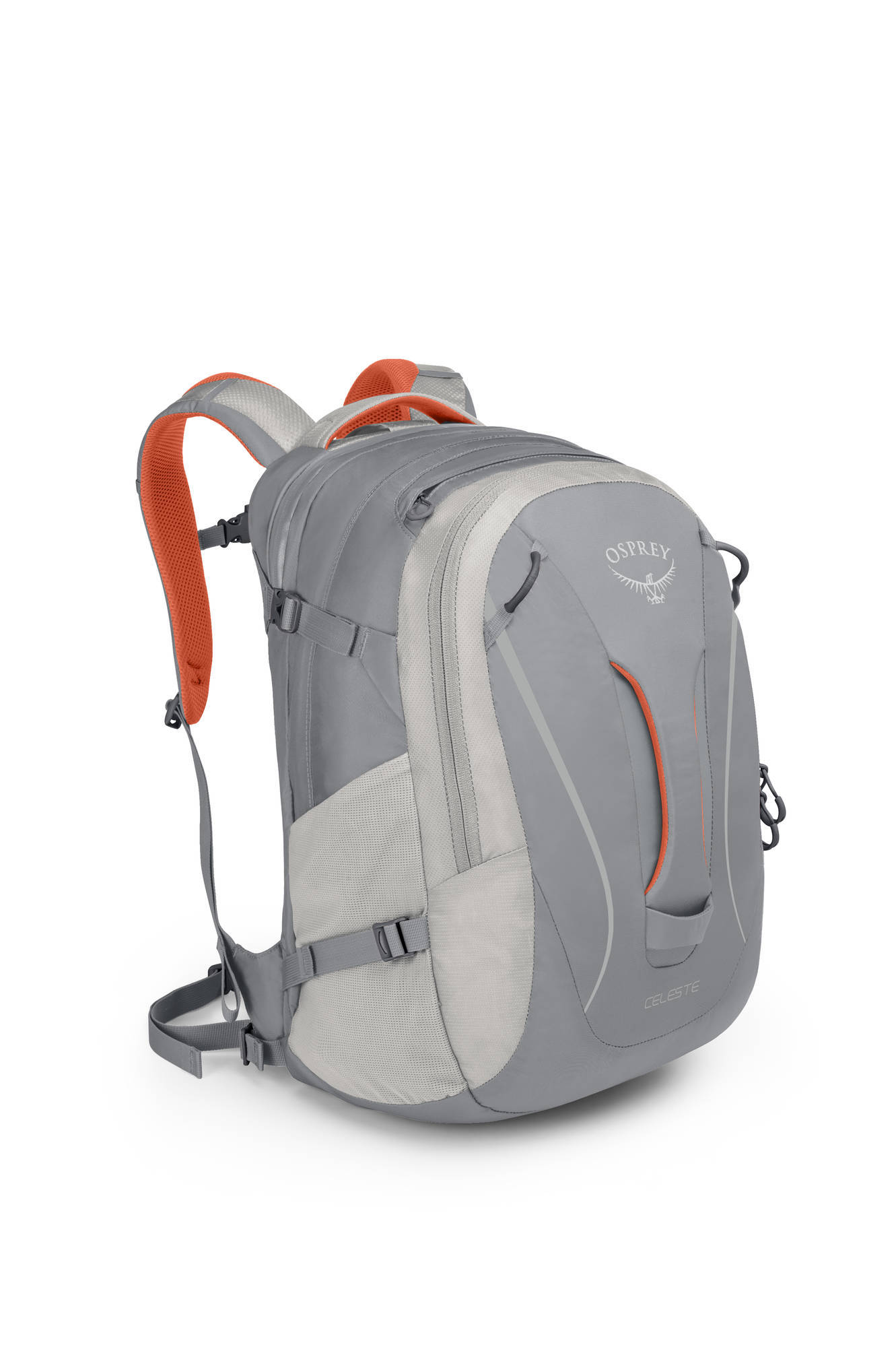 Городские рюкзаки Рюкзак городской женский Osprey Celeste 29 Celeste_29_Side_Birch_White_web.jpg