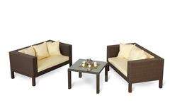 Комплект плетеной мебели Вермонт №5