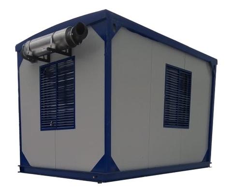Контейнер УКБ-4 для дизельного генератора до 200 кВт