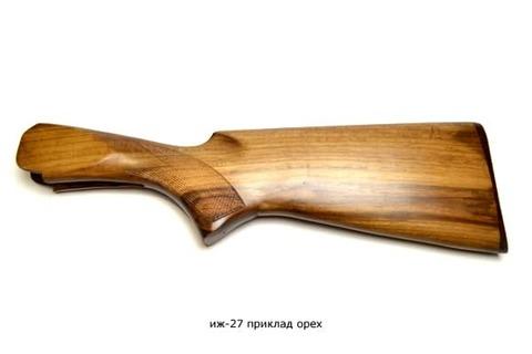 Иж-27 приклад орех
