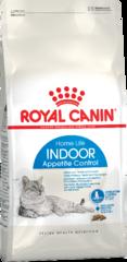 Корм для кошек, Royal Canin Indoor Appetite Control,  склонных к перееданию, живущих в помещении, в возрасте от 1 года до 7 лет