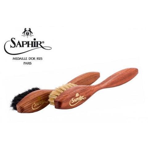 Щетка-Намазок натуральная щетина sphr2630/sphr2631 Saphir Medaille