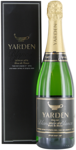 Golan Heights Winery Yarden Blanc de Blancs Brut картон