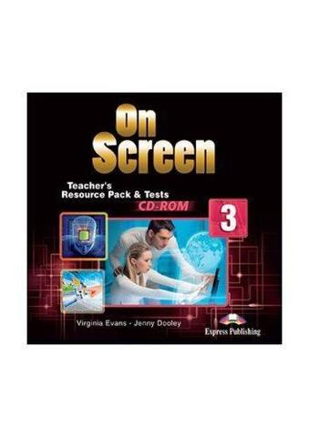 On Screen 3. Teacher's Resource Pack & Tests CD-ROM