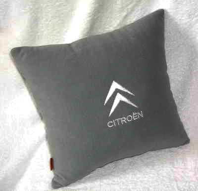 Подушка автомобильная с логотипом CITROEN
