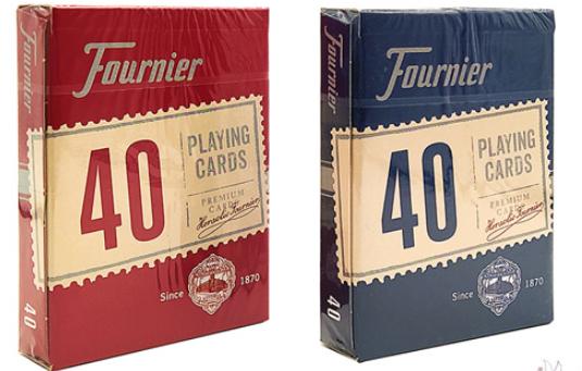 Карты Fournier №40 (стандарт)