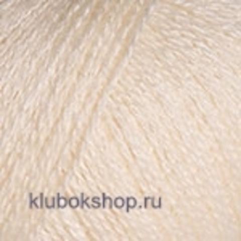 Пряжа Silky Wool (YarnArt) 330 Белый - купить в интернет-магазине недорого klubokshop.ru