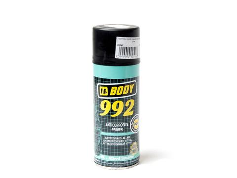 Body 992 черный грунт 400мл (спрей)