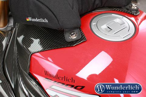 Накладка на бак верхняя BMW S 1000 R/RR карбон