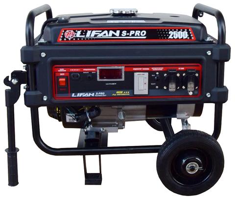 Бензогенератор Lifan S-PRO 2500