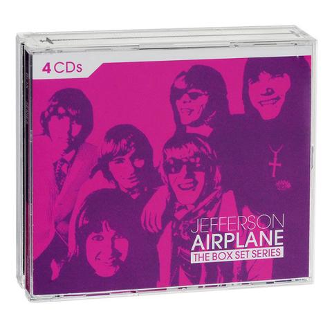 Jefferson Airplane / The Box Set Series (4CD)