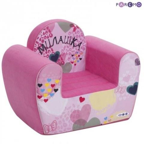 Стул Paremo Детское кресло Инста-малыш Милашка PCR317-16