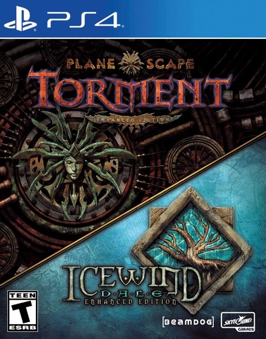 PS4 Icewind Dale + Planescape Torment: Enhanced Edition (русская версия)