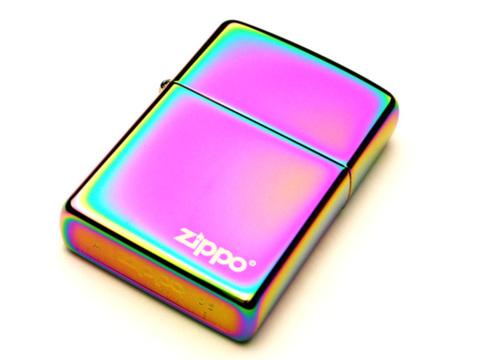 ZIPPO 151ZL Spectrum Zippo Logo