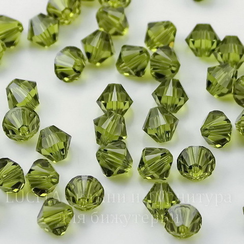 5328 Бусина - биконус Сваровски Olivine 4 мм, 10 штук (large_import_files_94_94fe7bf9875011e3bb78001e676f3543_f4311e53d56148fdb8696148313ffb4e)