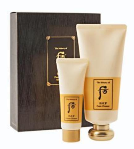 The History of Whoo Facial Foam Cleanser Special Set, 180 мл