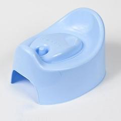 Пластик-Центр Горшок детский голубой (LA2701ГЛП-13PS)