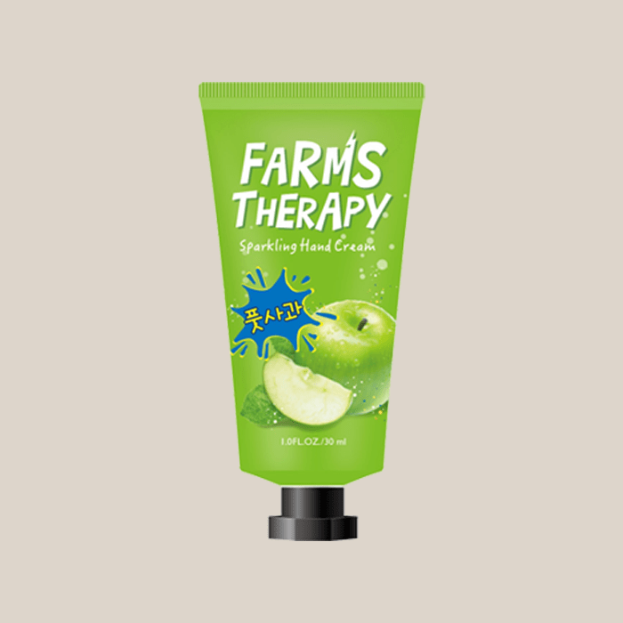 Крем для рук Farms Therapy Sparkling Hand Cream