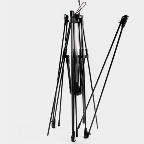 Каркас для палатки Tramp Sirius 3 (фибергласс)