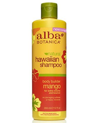 Шампунь с манго для объема, Alba Botanica