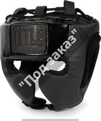 Шлем тренировочный TITLE BLACK® TRAINING HEADGEAR