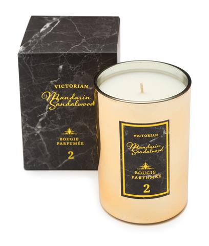 Ароматическая свеча On Interior Mandarine Sandal
