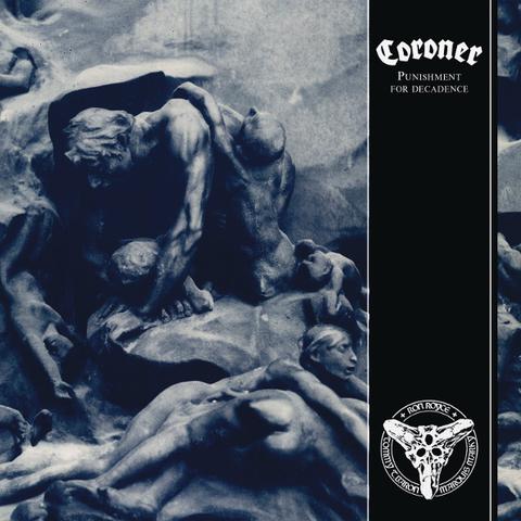 Coroner / Punishment For Decadence (LP)