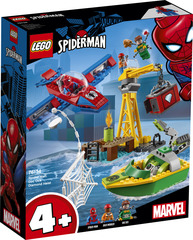 LEGO Super Heroes Marvel  Человек-паук