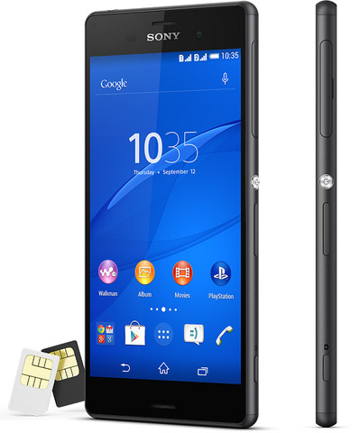 Star Xperia Z3 Black (MTK6582)