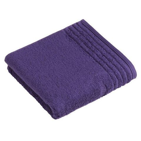 Полотенце 100х150 Vossen Vienna Style Super фиолетовое