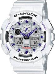 Наручные часы Casio G-Shock GA-100A-7AER