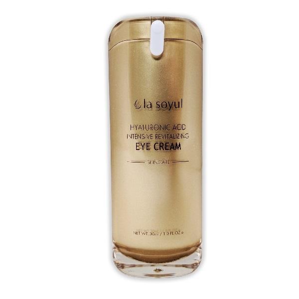 Крем для кожи вокруг глаз с гиалуроновой кислотой для интенсивного восстановления La Soyul Premium 30мл