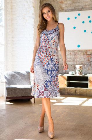 17564 mia-mia платье домашнее женское