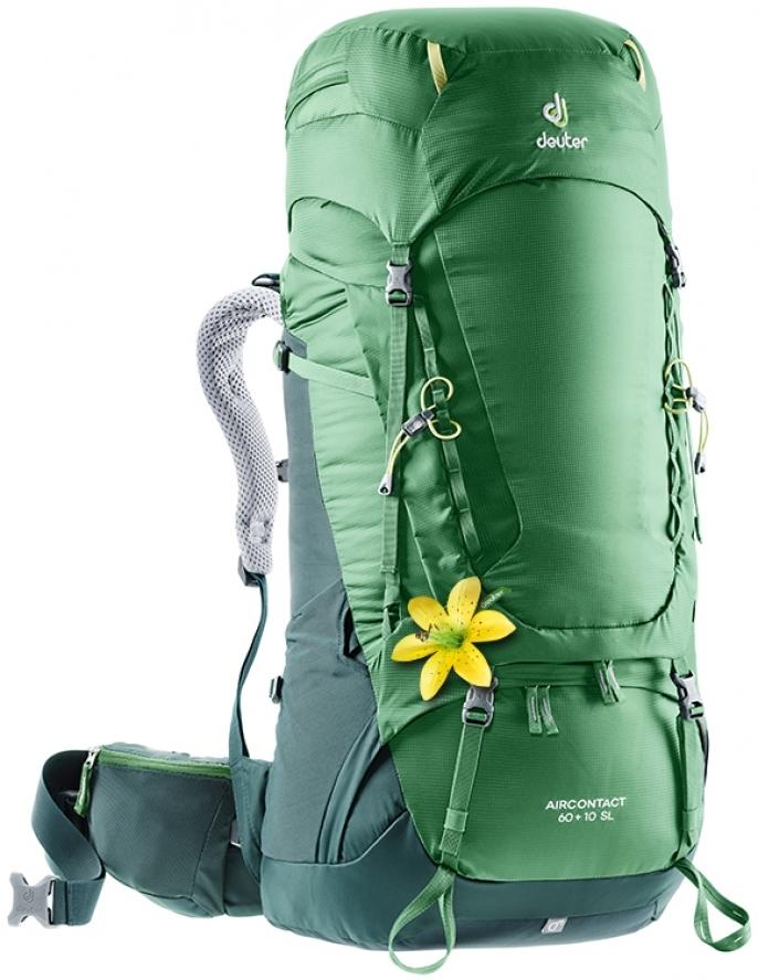 Туристические рюкзаки большие Рюкзак женский Deuter Aircontact 60 + 10 SL (2019) image2__2_.jpg