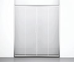 Душевая дверь WasserKRAFT Lippe 45S08 150 см