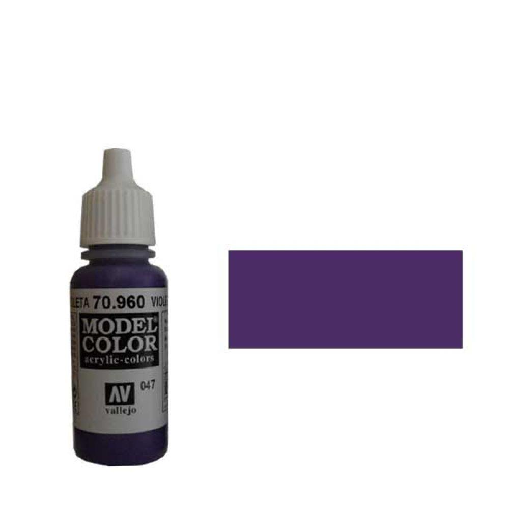 Model Color 047. Краска Model Color Фиолетовый 960 (Violet) укрывистый, 17мл import_files_43_43eeb93f4bef11e0a343002643f9dbb0_999a6e2a31c911e4a87b002643f9dbb0.jpg