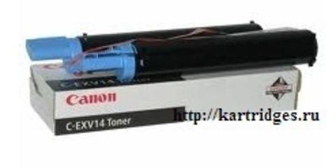 Картридж Canon C-EXV-14 / 0384B002 (2 x C-EXV14)