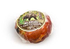 Рулет медведь с сыром и маслинами, 305г