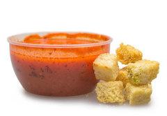 Суп томатный с гренками, 310мл
