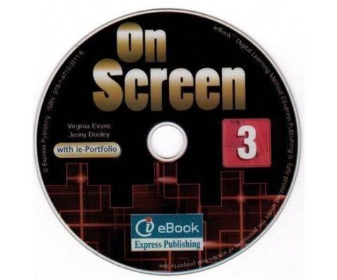 On Screen 3. Ie-book — электронное приложение с интерактивным учебником