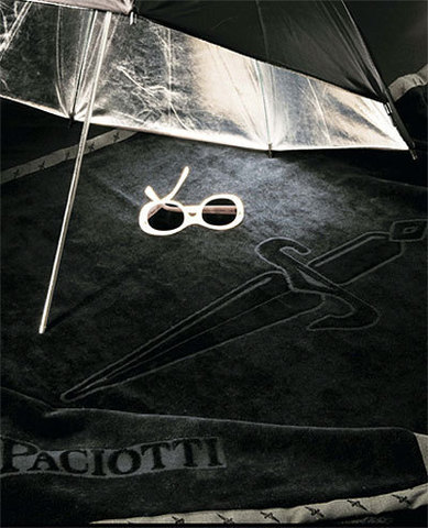 Полотенце 100х180 Cesare Paciotti Dandy белое
