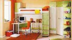 Набор мебели для детской комнаты Киви 15