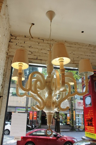 replica Moooi Paper chandelier lamp white D 90
